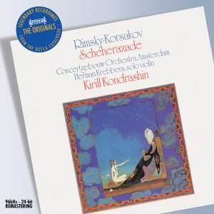 Rimsky Korsakov: Scheherazade & Borodin: Symphony No. 2
