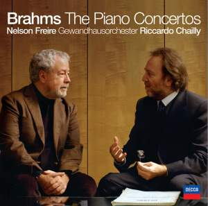 Brahms - Piano Concertos Product Image