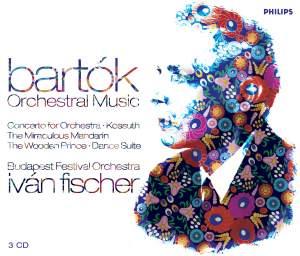 Bartók - Orchestral music