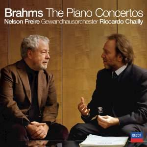 Brahms: The Piano Concertos - Deluxe digital version