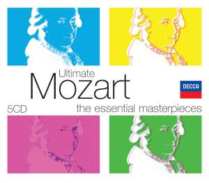 Ultimate Mozart Product Image