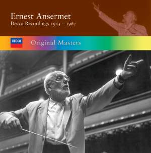 Ernest Ansermet - Decca Recordings 1953-1967 Product Image