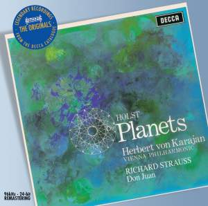 Holst: The Planets & Strauss: Don Juan