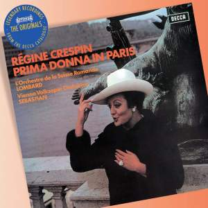 Régine Crespin - Prima Donna in Paris