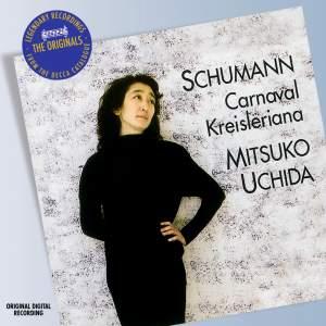 Schumann: Kreisleriana & Carnaval