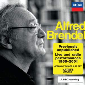 Alfred Brendel: 1968-2001 Product Image