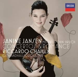 Bruch & Mendelssohn: Violin Concertos Product Image