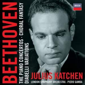 Beethoven: Piano Concertos Nos. 1-5, etc. Product Image