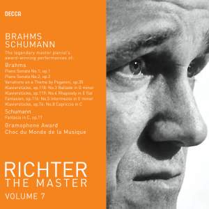 Sviatoslav Richter - The Master Volume 7