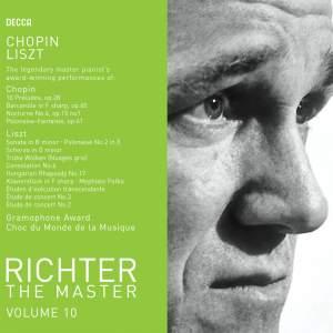 Sviatoslav Richter - The Master Volume 10