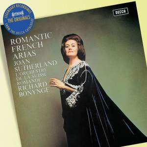 Romantic French Arias