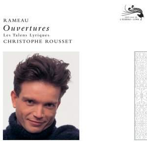 Rameau - Overtures
