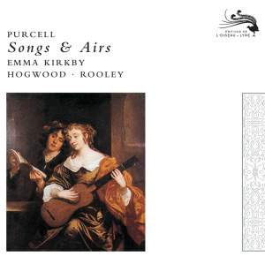 Purcell - Songs and Airs