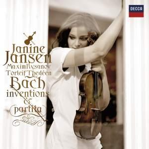 Bach - Inventions & Partita