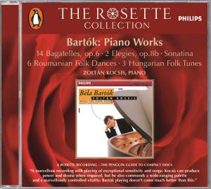 Bartók: Piano Works Product Image