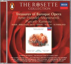 Treasures of Baroque Opera