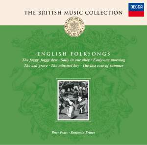 Britten: English Folk Songs: selections