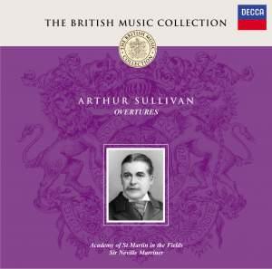 Arthur Sullivan: Overtures