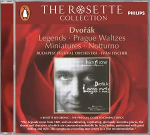 Dvorak: Legends, Prague Waltzes & Miniatures