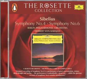 Sibelius: Symphonies Nos. 4 & 6