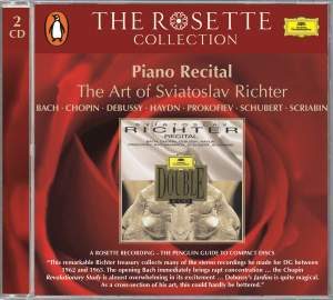 The Art of Sviatoslav Richter Product Image