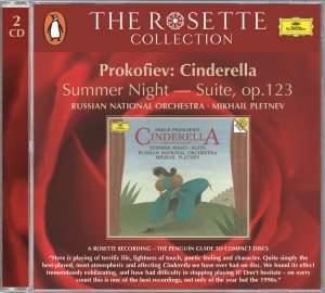 Prokofiev: Cinderella & Summer Night Product Image