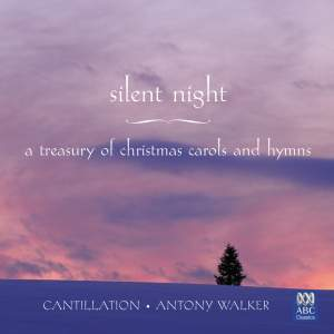 Silent Night: A Treasury of Christmas Carols and Hymns