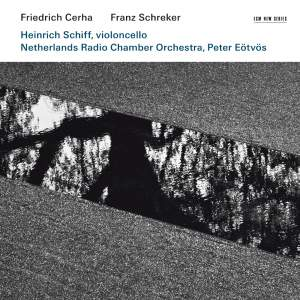 Cerha: Cello Concerto & Schreker: Chamber Symphony Product Image