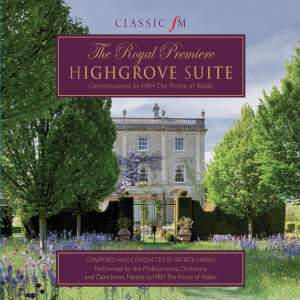 Patrick Hawes: The Highgrove Suite Product Image
