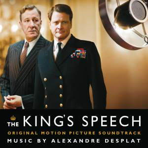 Desplat: The King's Speech OST