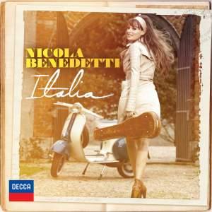 Nicola Benedetti: Italia