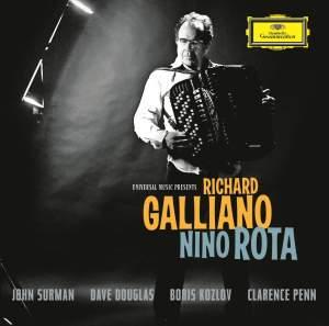 Richard Galliano plays Nino Rota