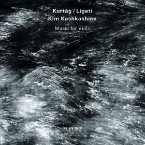 Kurtág & Ligeti: Music for Viola