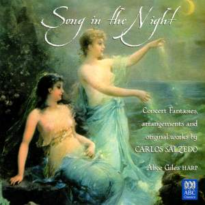 """""""Song in the Night"""" – A collection of works by the master of the harp"""