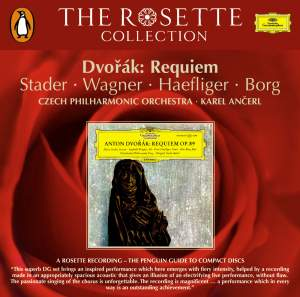 Dvorak: Requiem & Biblical Songs (selection)