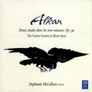 Alkan: Twelve Études in the minor keys, Op. 39