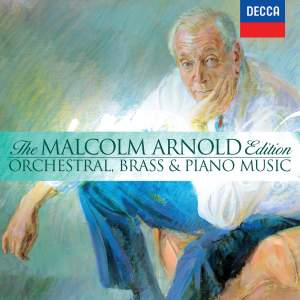 Malcolm Arnold Edition Volume 3 - Orchestral, Brass & Piano Music