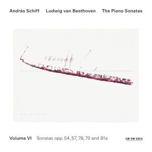 Beethoven - The Piano Sonatas (Volume 6)