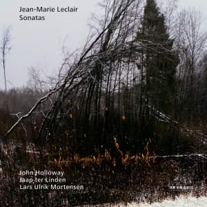 Jean-Marie Leclair - Sonatas