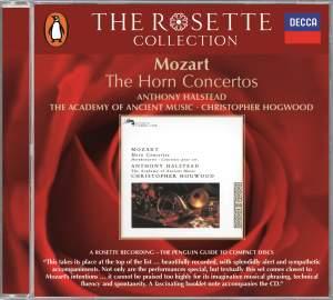 Mozart - The Horn Concertos