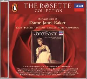 Dame Janet Baker - Grandi Voci