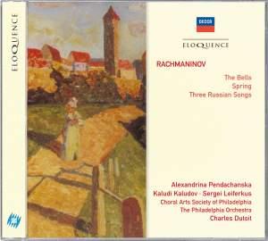 Rachmaninov: The Bells, Op. 35, etc.
