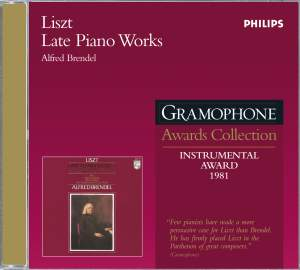 Liszt - Late Piano Works