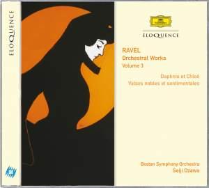 Ravel - Orchestral Works Volume 3