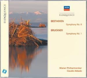 Beethoven: Symphony No. 8 & Bruckner: Symphony No. 1