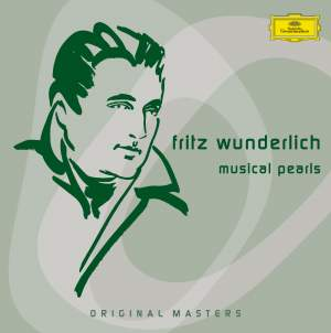 The Art of Fritz Wunderlich - Musical Pearls