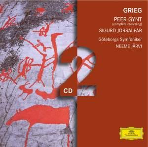 Grieg: Peer Gynt & Sigurd Jorsalfar