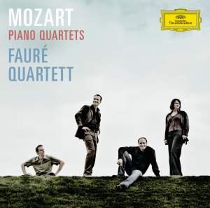 Mozart: Piano Quartets Nos. 1 & 2