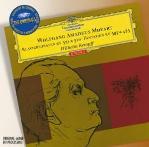 Wilhelm Kempff plays Mozart