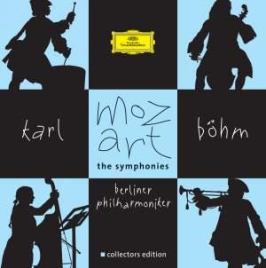 Mozart: Symphonies (Complete) Product Image